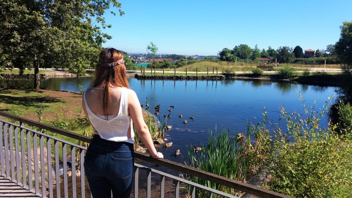 O Parque de Avioso (Em Fotos)