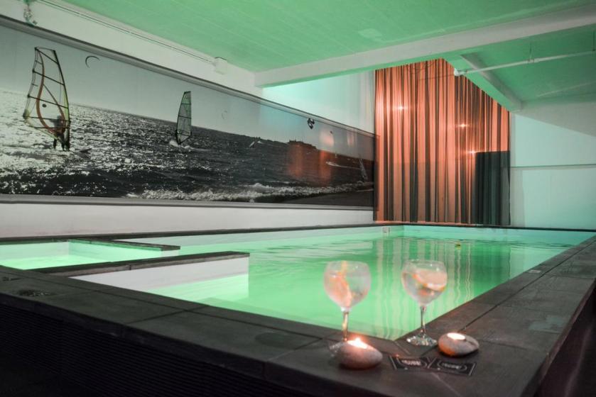 design hotel wine