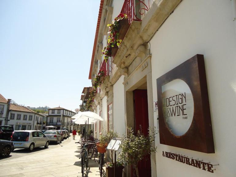 design & wine hotel caminha