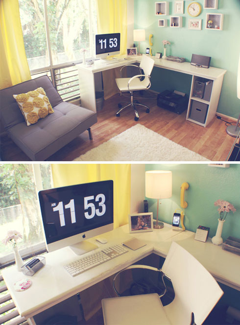 escritorios inspiração