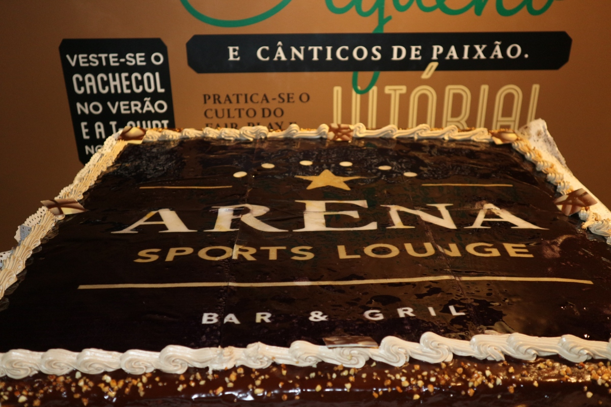 Arena Sports Lounge Bar & Grill