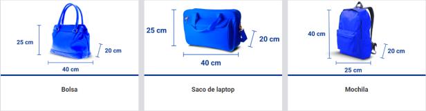 simply life - medidas bagagem ryanair