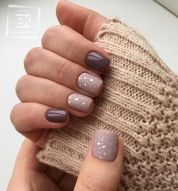The 20 Trendiest Fall Nail Colors Fall Nails Inspiration _