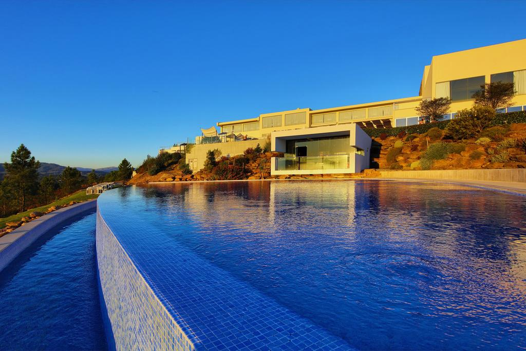 simply life - 11 hoteis para ferias no norte de portugal - agua hotels