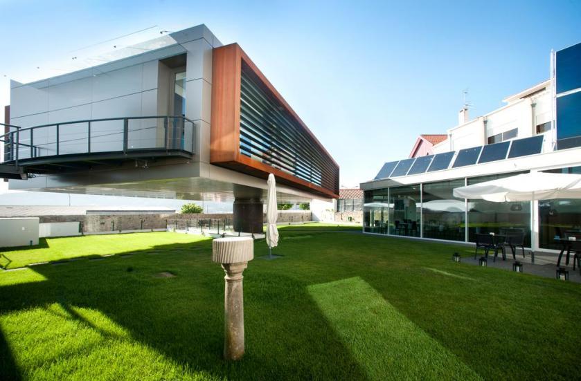 simply life - 11 hoteis para ferias no norte de portugal - design wine hotel