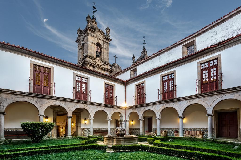 simply life - 11 hoteis para ferias no norte de portugal - Hotel Mosteiro de Guimarães
